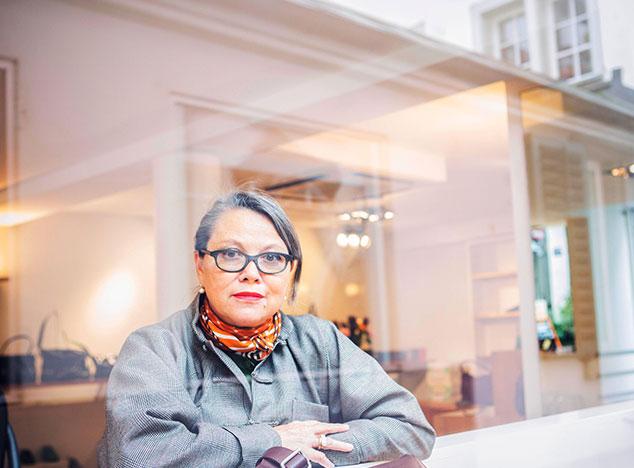 Designerin, Stefi Talman