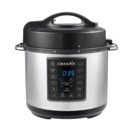 Crock-Pot Express Multi-Cooker - Edelstahl