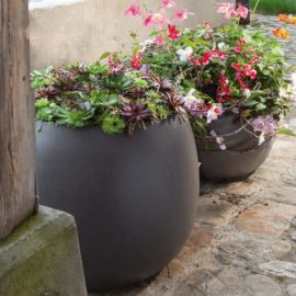 Blumentopf Sumo von Eternit