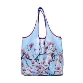 Schultertasche Lara Rossis - PET - i-was-a-bottle - Magnolia