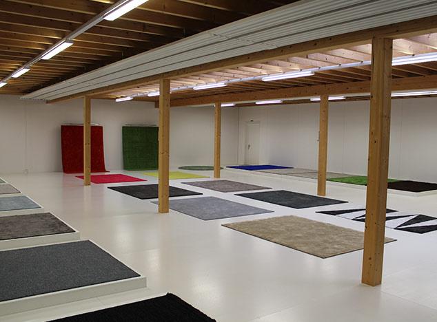 Handgemachte Teppiche Showroom - Kramis Altbüron