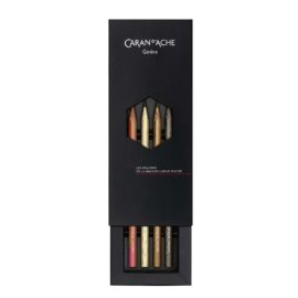 crayons caran dache edition 7