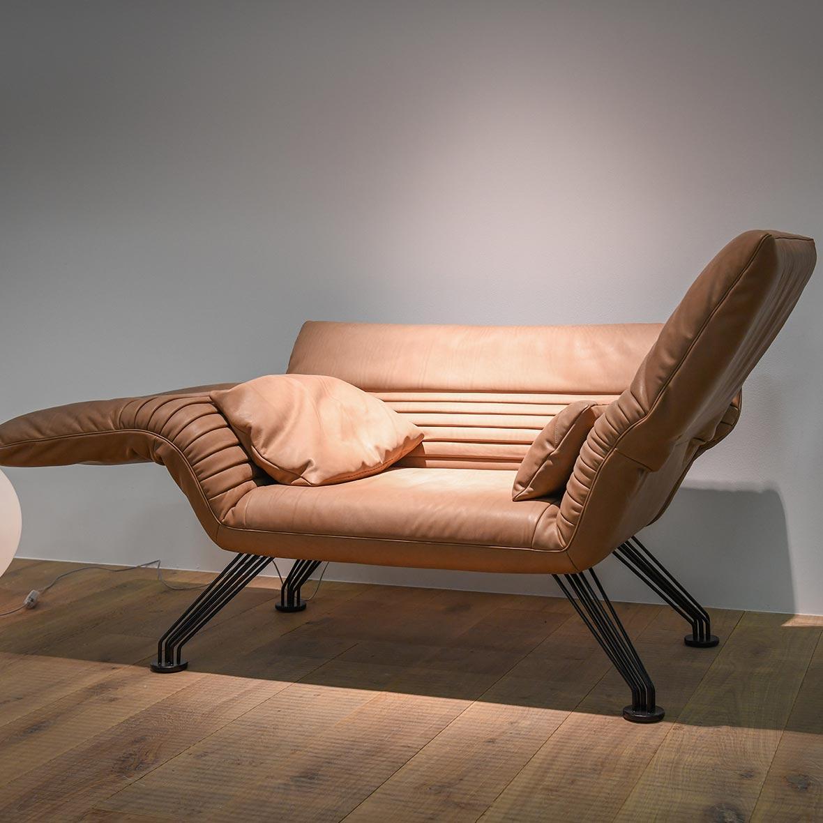 Ledermöbel Sofa von de Sede