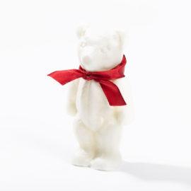 Weisser handgefertigter Eisbär