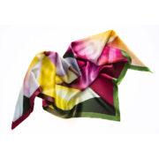 foulard frangipani farbig maxi souze