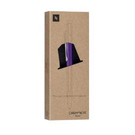 849 edition 3 arpeggio nespresso verpackung carandache