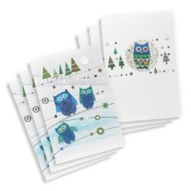 gallery cards weihnachten eule abc kartenverlag