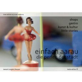 einfach aarau ballettaenzerin cover cafe bucks edition