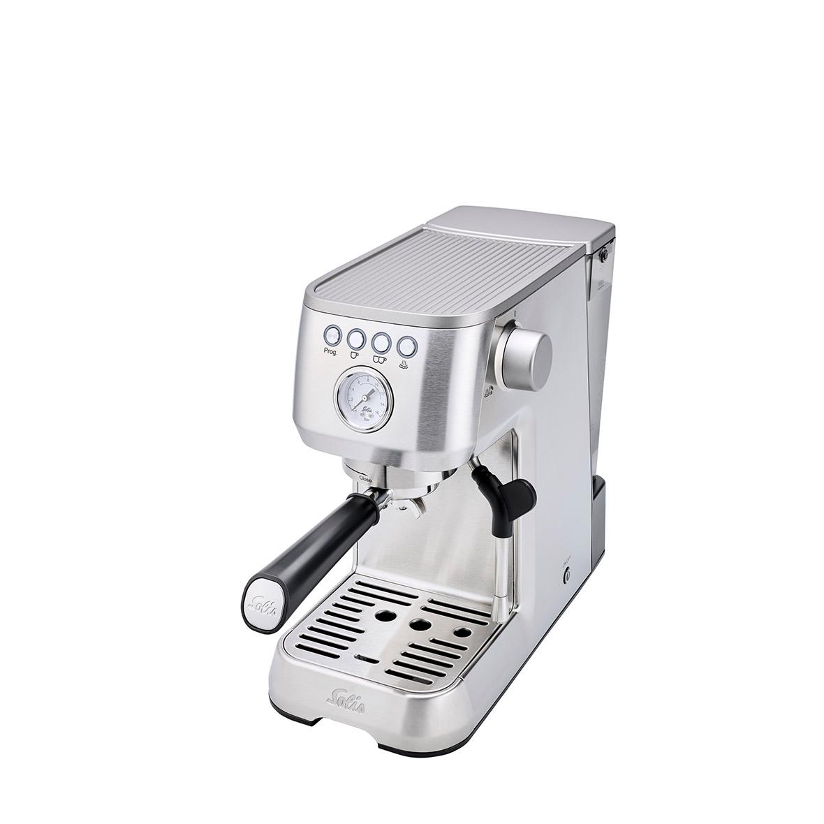 kaffeemaschine barista perfetta plus vorderseite solis