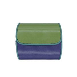 Geldbeutel codes 193 aussen gruen violett