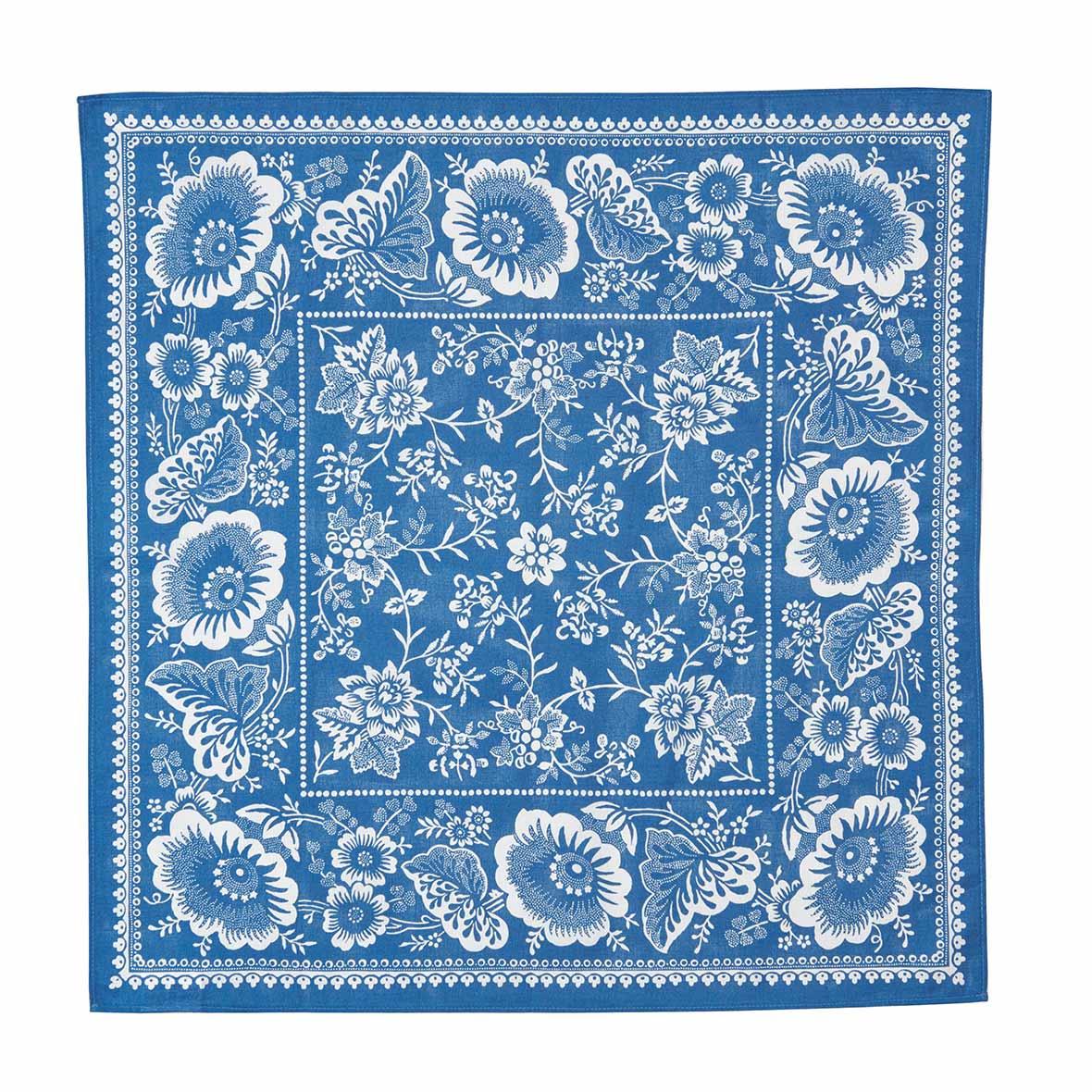 tuechli blau 60 x 60 cm landesmuseum