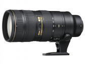 Obiectiv Nikon 70-200mm f/2.8G ED VR II AF-S NIKKOR Black Friday 2019
