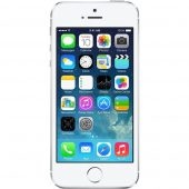 Telefon smartphone Apple iPhone 5S, 16GB, Silver Black Friday 2018