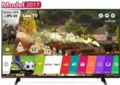 Televizor LED 108 cm LG UHD 4K Smart Tv Black Friday 2018
