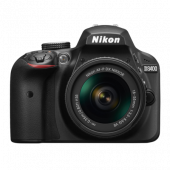 Aparat Foto DSLR Nikon D3400 Black Friday 2019