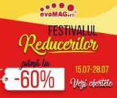 Festivalul Reducerilor la evoMAG 2019