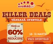 Killer Deals la evoMAG 2020