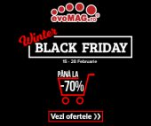 Winter Black Friday la evoMAG 2019
