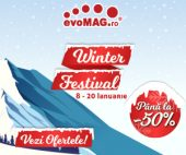 Winter Festival la evoMAG 2020