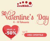 Valentine's Day la evoMAG 2019