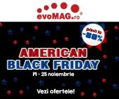 American Black Friday la evoMAG 2020