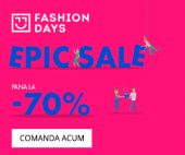 Fashion Days Epic Sale 2019