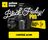 Black Friday PRO la Yellow Store 2019