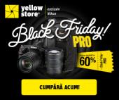 Black Friday PRO la Yellow Store 2020