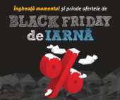 Black Friday de Iarnă la ALTEX 2019