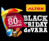 Black Friday de Vară la ALTEX 2020