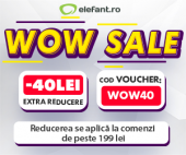 WOW Sale la Elefant.ro 2019