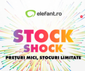Stock Shock la Elefant.ro 2019