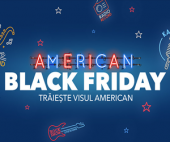 American Black Friday la Elefant.ro 2019