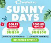 Sunny Days la Elefant.ro 2019