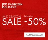 Fashion Days Mid Season Sale 2019