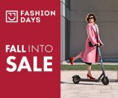 Fall into Sale la Fashion Days 2019