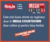 Hervis MEGA COUNTDOWN 2019