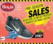Pre-Season Sale la Hervis 2019