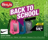 Back to School la Hervis 2019