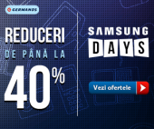 Samsung Days la Germanos 2019