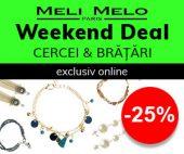 Weekend Deal la Meli Melo 2019