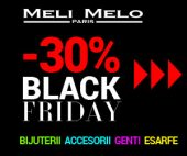 Black Weekend la Meli Melo 2020