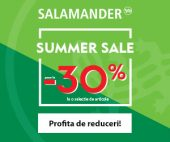 Summer Sale la Salamander 2019