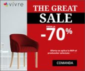 The Great Sale la Vivre 2020