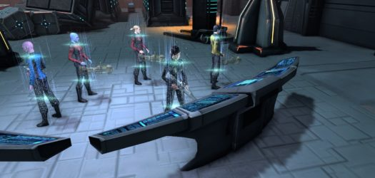 Star Trek Online Beta