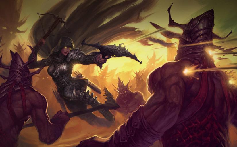 Diablo 3: Dämonenjäger…Neues von der BlizzCon