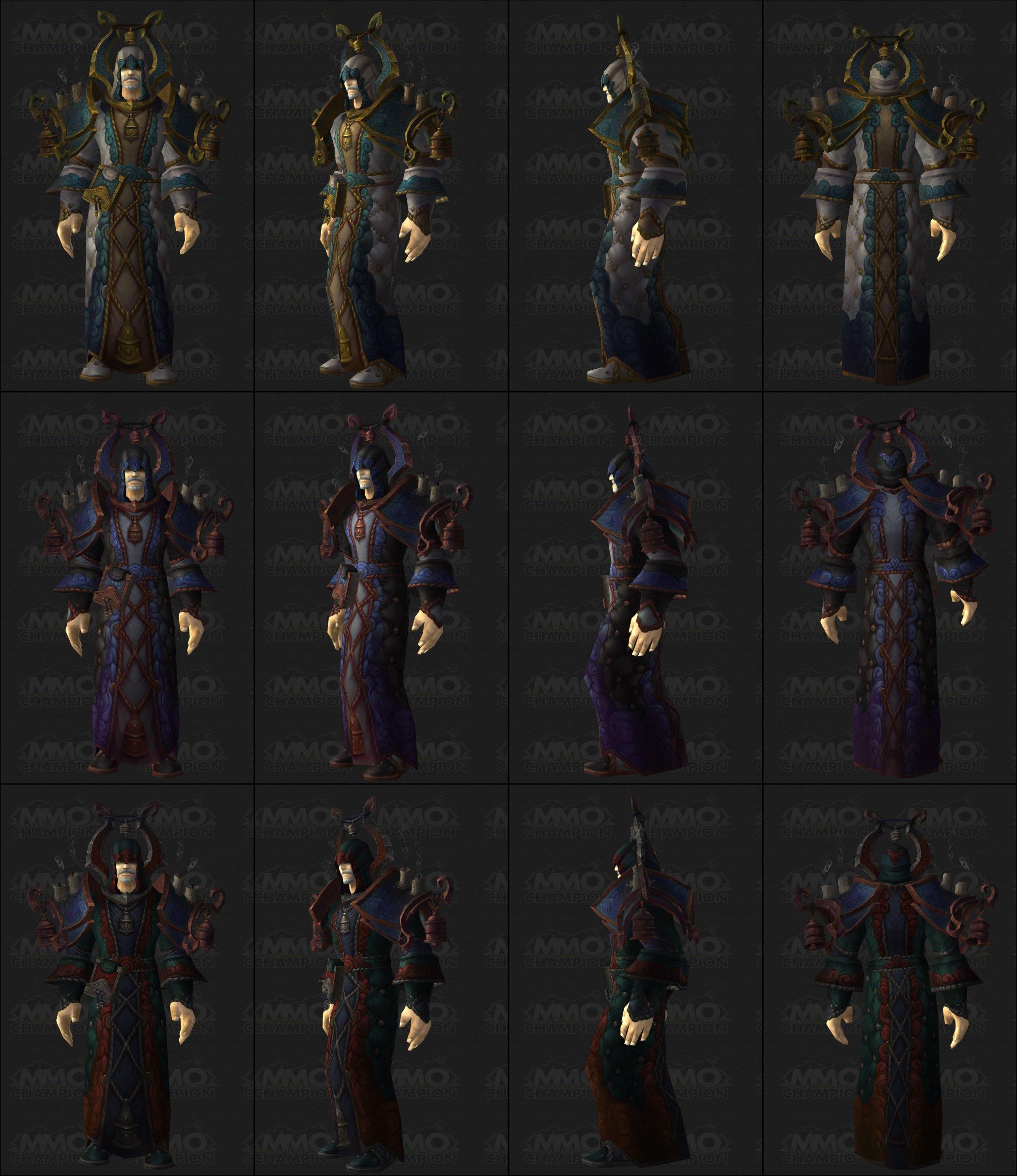Tier 15 - Priester