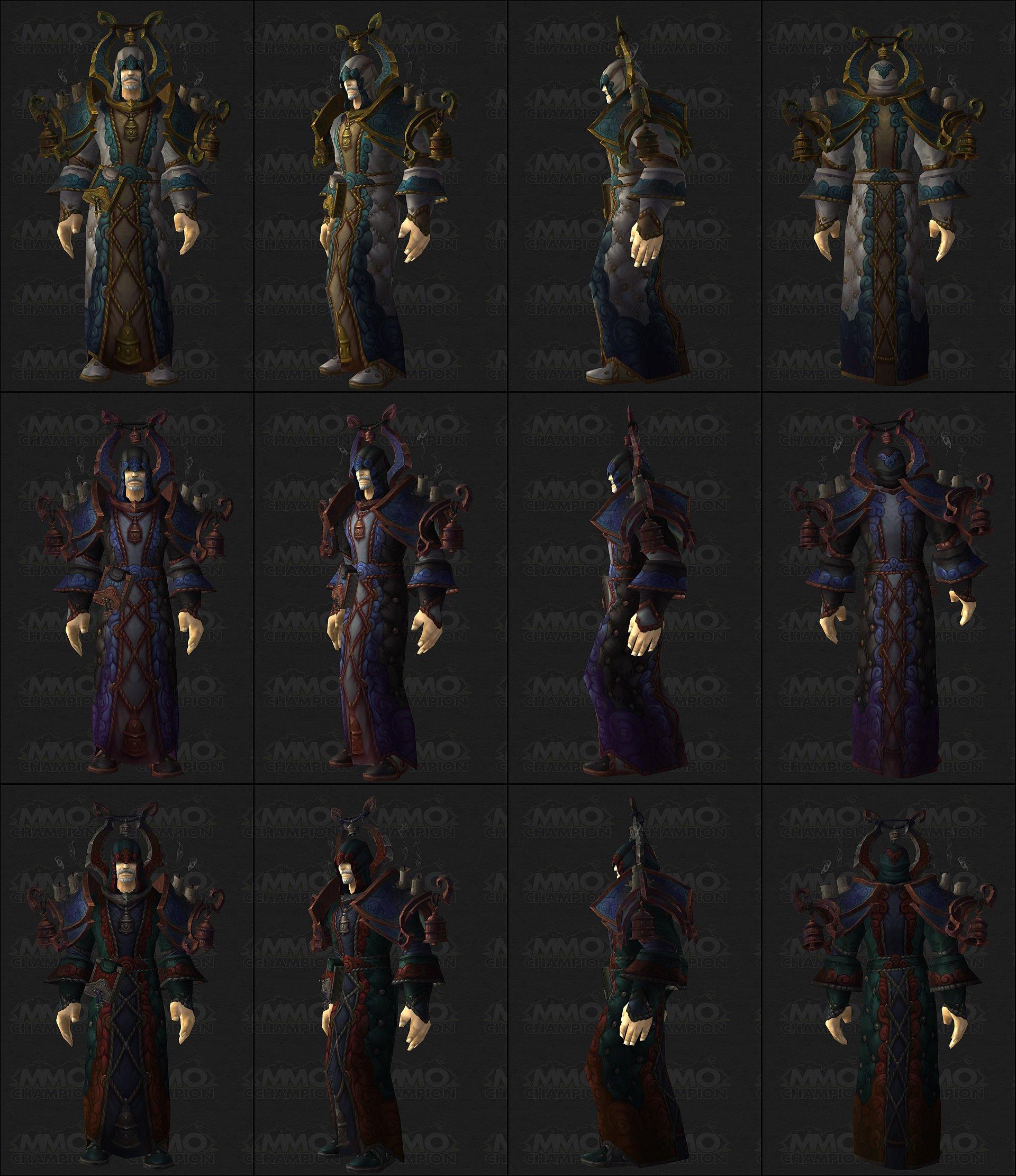 T15 Set - Priester