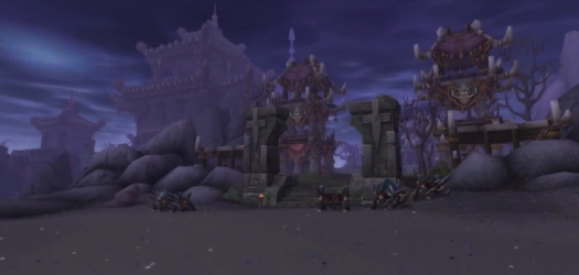 Mists of Pandaria: Patch 5.2 Teaser