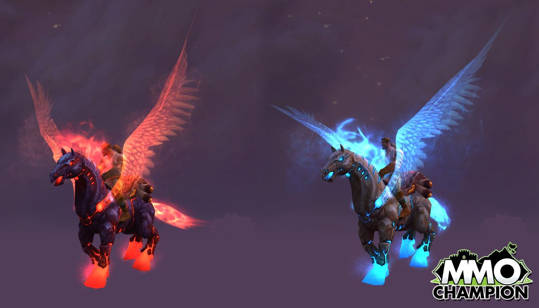 Pegasus Mount